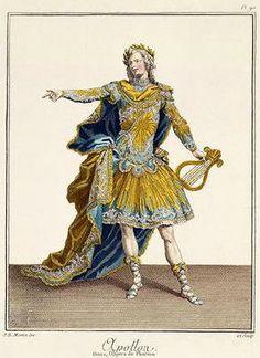 nicolas bonnart   ... as a Cavalier, fashion plate, c.1695 (engraving) - Nicolas Bonnart
