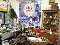 Cato by Cato Maastricht: go here the best takeaway salads, sandwiches, soups and drinks! Discover this and more hotspots in the Maastricht City Guide >>