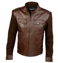 Naid Slim Fit Jackets, Leather Jacket, Fitness, Fashion, Studded Leather Jacket, Moda, Leather Jackets, Fashion Styles, Fashion Illustrations