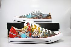 Custom Hand Painted Converse Shoes - great for a unique wedding gift ..  personalise your 55616583b8e