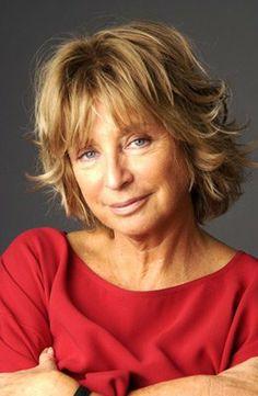 Danièle Thompson (Le Code A Changé, Des Gens Qui S'embrassent) #Hollywomen #Directors #Realisatrices #France