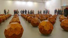 Norway Bergen Art – Ai Weiwei installation at Bergen Art Museum Lysverket © Bergen Guide