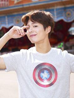 a literal angel : park bo gum : 사진 Ji Chang Wook, Korean Celebrities, Celebs, Dramas, Park Bo Gum Wallpaper, Park Bogum, Park Hyung, Handsome Korean Actors, Yoo Ah In