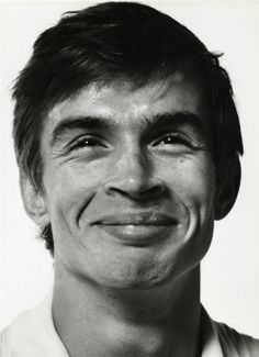 Rudolf Nureyev 1964 Photo by Richard Avedon