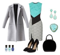 """Un Outfit para la oficina"" by mama-superstar on Polyvore"