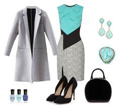 """Un Outfit para la oficina"" by mama-superstar on Polyvore"