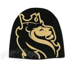 Lion of Judah Tan & Black Beanie.