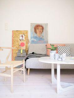 Norwegian Living Rooms   by decor8
