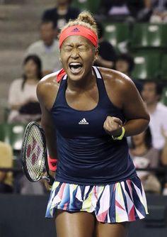 Naomi Osaka Into Maiden WTA Final - Upsets Elina Svitolina 1-6, 6-3, 6-2 In Toray PPO SFs! 9/24/16