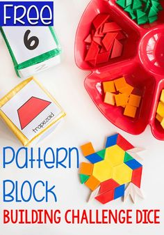 Grab your pattern blocks and these free pattern block printables for an engaging math activity! Your kid will learning patterns with this great math activity. Try this free printable today! #patterns #lifeovercs #patternblocks #patternactivity #freeprintable #math #preschool