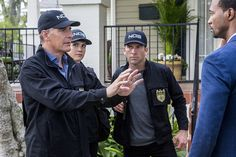 """""""Rock-A-Bye-Baby"""" S1 20 NCIS: New Orleans"""