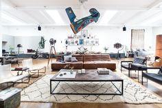 Gravity Interior | The Loft, Amsterdam