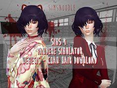 yansim yandere simulator nemesis short medium hair sims4 sims 4 sims4 hair mod download nemesis_chan