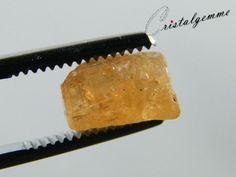 Cristal brut d'andalousite de 5.90 carats