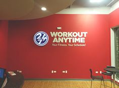 Large Format printing and installation by Graphic Alliance, Inc. Call (847) 253-8400