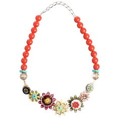 Kerry Necklace, $76, now featured on Fab. By Metal Monk