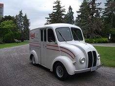 DIVCO milk truck- had a chance to buy one once and kick myself for not doing it