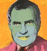 Andy Warhol: Nixon
