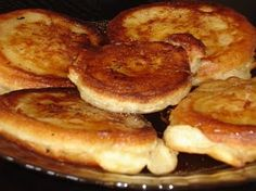 Greek Tiganites (pancakes)