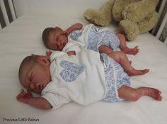 Precious-Little-Babies-Reborn-Baby-Boy-TWINS-Rosebud-by-Cindy-Musgrove-Doll