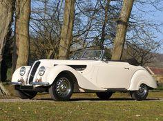 BMW 327/328 Cabriolet 1938