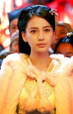 古装美人 云中歌 angelababy 杨颖 #Chinese drama series