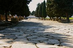 italica-roman-road