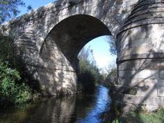 Los puentes de piedra del río Guadarrama, más bellos que nunca - http://www.conmuchagula.com/2013/03/19/los-puentes-de-piedra-del-rio-guadarrama-mas-bellos-que-nunca/