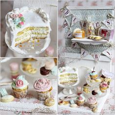 1/12 th Debi's Bakery ✨ More ph -- http://valentinapinkcutesugar.blogspot.it/search/label/➽1%2F12%20scale%20miniature?max-results=20&m=0