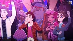 True Hearts Day at Ever After High!!!❤️❤️❤️❤️