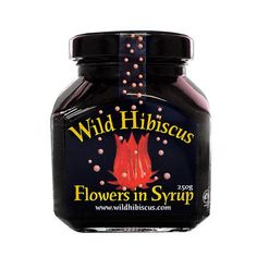 Wild Hibiscus Flowers In Syrup | Wild Hibiscus Flower Co | Edible Flower Products – Wild Hibiscus Flower Company Pty Ltd | Kurrajong Australian Native Foods