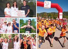 Mehr als 1.100 Hobbysportler unterstützten den Herzlauf Steiermark Baseball Cards, Athlete, Hobbies, Life