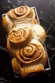 Pumpkin Swirl Bread FoodBlogs.com