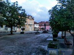 Boa noite :D A Praça Municipal de Arcos de