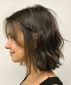 Ideal Short Fine Hairstyles 2019 for Women with Thin Hair Hair and comb - . - Ideal Short Fine Hairstyles 2019 for Women with Thin Hair Hair and comb – hair – # Thin # - Thin Hair Haircuts, Bob Hairstyles For Fine Hair, Short Hairstyles For Women, Hairstyles Haircuts, Medium Haircut Thin Hair, Short Brown Hair, Stylish Hairstyles, Hairstyle Short, Hair Medium