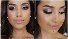 Step-by-Step Walk through of FULL GLAM   #BeautyMondays