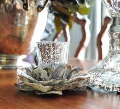 Oyster Crafts in a Southern Home