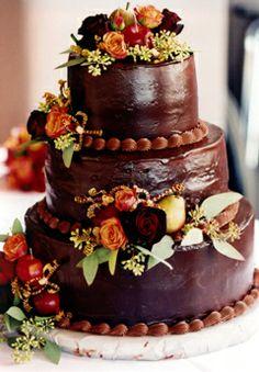 Chocolate in Autumn