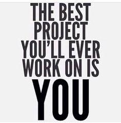 Work on yourself by inspiredhustler