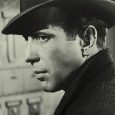 Here's an image from The Maltese Falcon. Check out other films starring Humphrey Bogart on August 1st during TCM's Summer Under the Stars - featuring a different star every day in August.