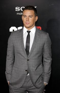 Channing take it off