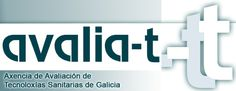 avalia-t: Axencia de Avaliación de Tecnoloxías Sanitarias de Galicia. Unidad que asesora a la Consellería de Sanidade sobre la contribución de las tecnologías sanitarias al avance del nivel de salud de la ciudadanía gallega. http://www.sergas.es/MostrarContidos_Portais.aspx?IdPaxina=60538