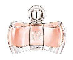 """guerlain16- Guerlain acabou de lançar o perfume Mon Exclusif, onde você pode mandar gravar qualquer coisa, desde as suas iniciais até uma palavra tipo """"mãe""""."""