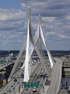 Hill Bunker Bridge Boston