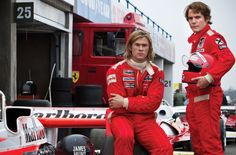 An awesome review of the new movie Rush!