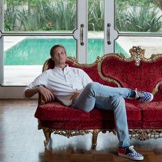 """Escolhi o Brasil como lar"", afirma Dimitri Mussard, da Acaju do Brasil"