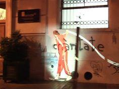 """OCT-NOV 2010.- Beamvertising Santiago de Chile.-  """"Celebrate Originality"""": ADIDAS ORIGINALS http://www.adidas.com/originals/la/#/content/chilecelebrando http://apps.facebook.com/adidas_originals/ http://www.youtube.com/watch?v=DkuukfYY9Qw  Graffiti by SAILE http://www.flickr.com/photos/saile/ http://joiamagazine.com/saile/"""