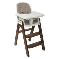 OXO Tot® Sprout™ High Chair in Taupe/Walnut