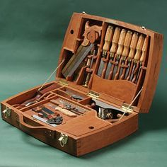 Tool Case by Tyler Chartier