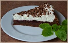 Nadýchaný čokoládový dort bez mouky Desert Recipes, Deserts, Good Food, Food And Drink, Gluten Free, Healthy, Cake, Recipes, Glutenfree